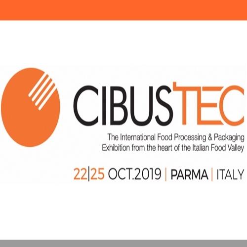CIBUS TEC – Parma  2019 October 22-25