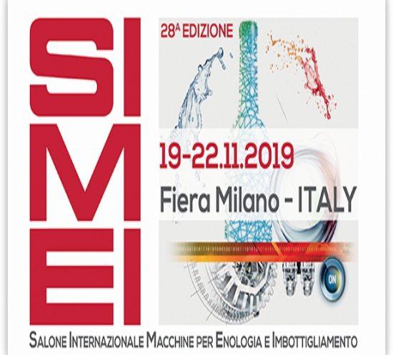 SIMEI – Milano 2019 November 19-22
