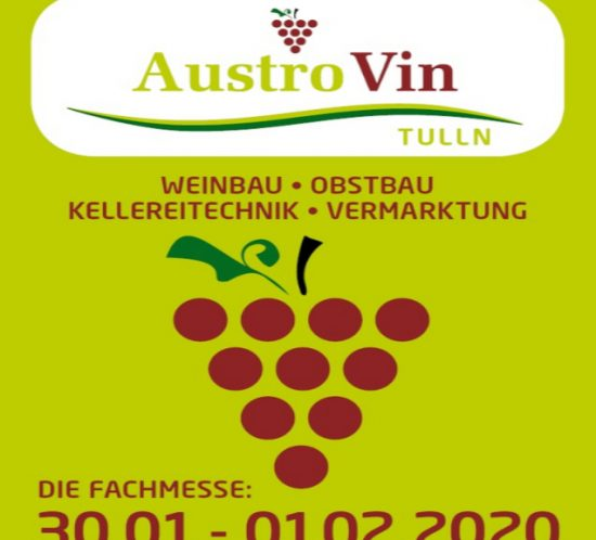 AUSTRO VIN – Tulln 2020 January 31 – February 01