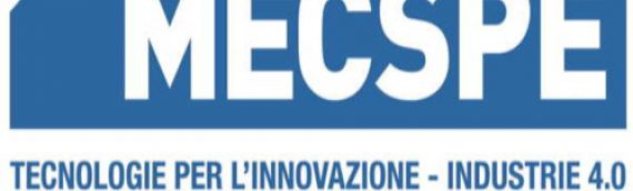 MECSPE – Parma 2018 March  28 – 30 Pad. 5 Stand C61