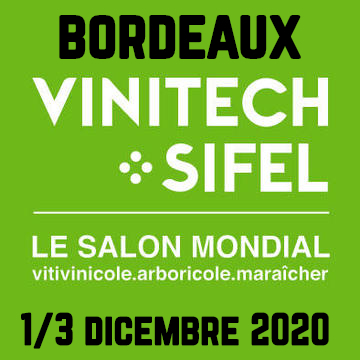 SITEVI SIFEL – Bordeaux 2020 December 01-03