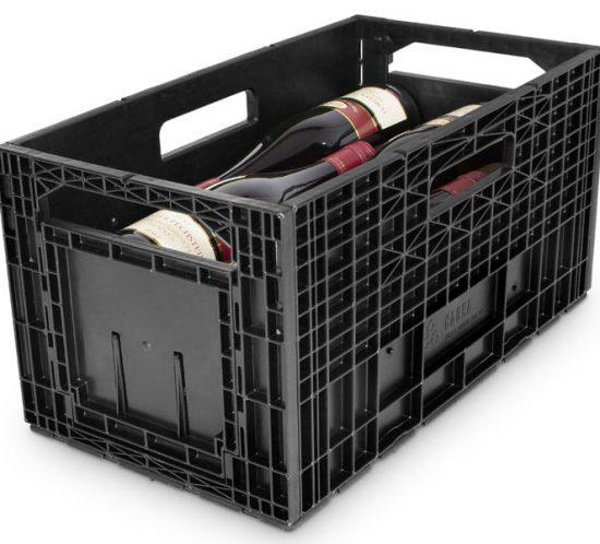 Smart wine box