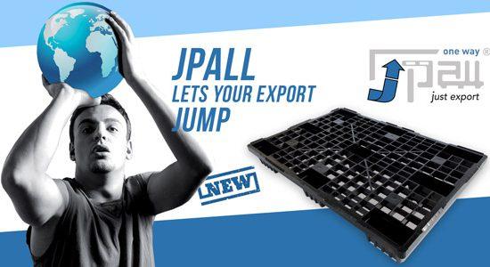 Jpall – pallet export