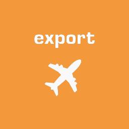 pallet da esportazione