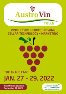 AUSTRO VIN – Tulln 2022 January 27-29